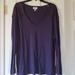 New without tags ladies long sleeved blouse